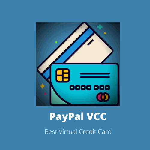 Buy vcc for paypal verification